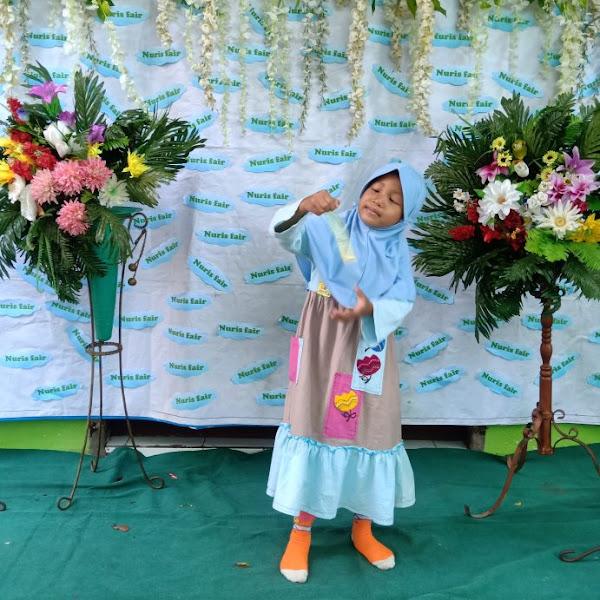 Belajar Berani Tampil dan Percaya Diri di Nuris Fair
