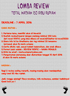 Lomba Menulis Review
