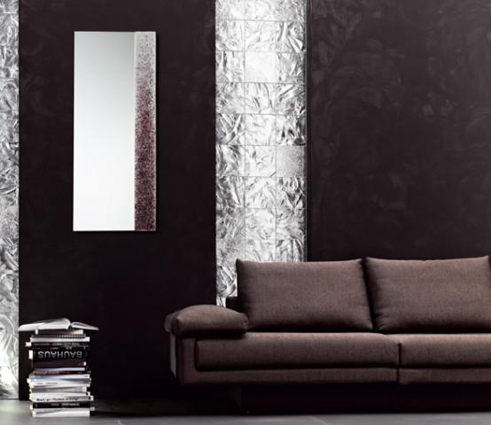 Interior Design - Modern wall mirror decor ideas for minimalist home design