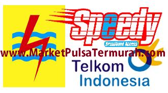 Market Pulsa PPOB Pembayaran Tagihan Telkom Grup (Telkom, Speedy dan Telkomvision)