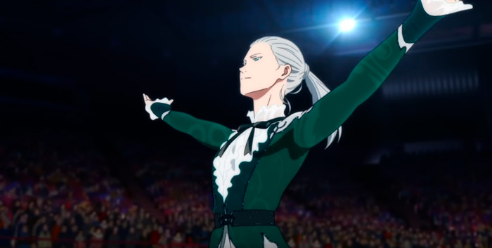 Yuri!!! on ICE the Movie: Ice Adolescence