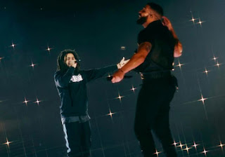 Drake, J.Cole Upcoimg New Music Might Turn Into Joint Album