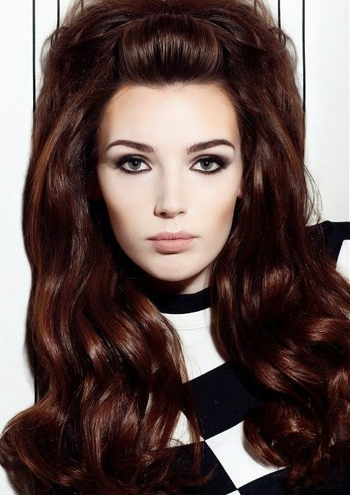 retro hairstyle for long hair vintage hairstyles vintage hairstyles for long hair