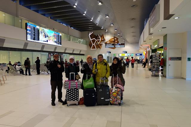 Pengalaman Bercuti Di Perth, Australia