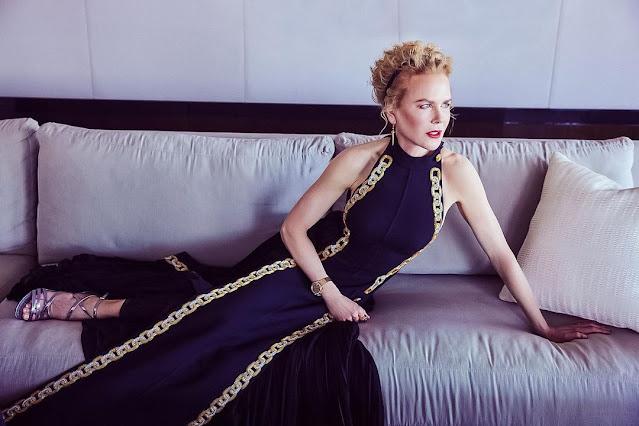 Nicole Kidman Golden Globe Awards 2021