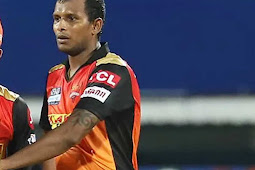 IPL 2021: Sunrisers Hyderabad pacer Natarajan ruled out of tournament
