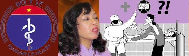Kinh hãi với bà bộ trưởng y tế Nguyễn Thị Kim Tiến