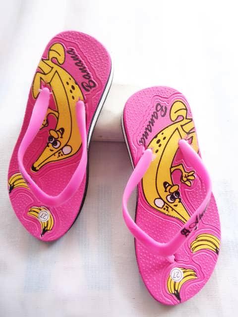 Wedges murah Banana - Distributor Sandal Spon