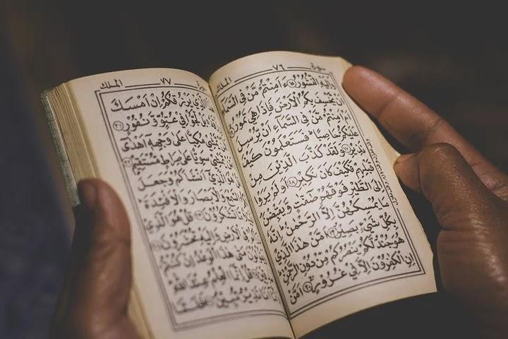 Tilawah quran di bulan ramadhan