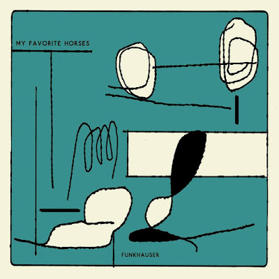 My Favorite Horses sort un nouvel EP Funkhauser très convaincant.
