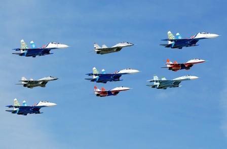Parade Militer Rusia