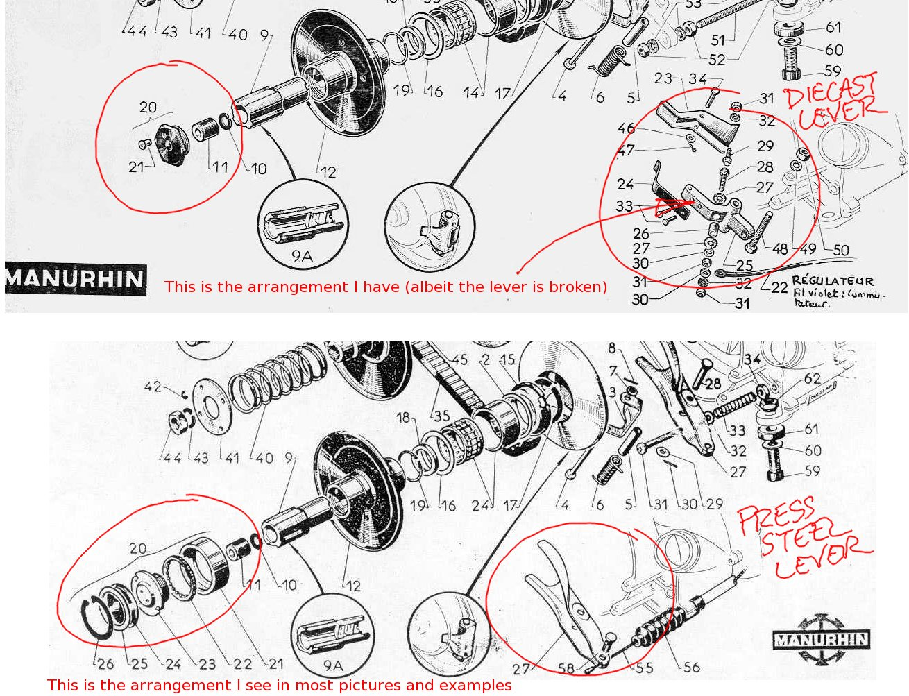 Vespa Engine Schematic Wire Data Schema Vba Wiring Diagram The Making Of A Manurhin Beltomatic Rh Blogspot Com Racing Vbb