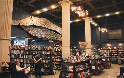 Last Bookstore DTLA Los Angeles