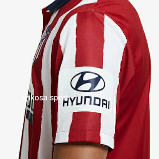 Jual Jersey Athletico Madrid Home 2020-2021