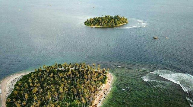 Destinasi Pulau Dua Di Aceh Bagi Yang Menyukai Ketenangan