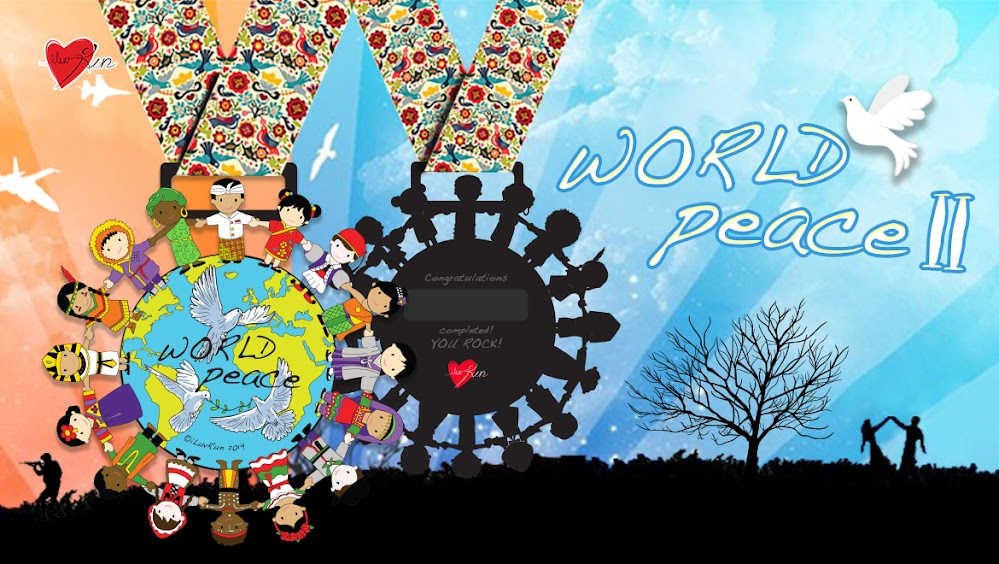 World Peace II Virtual Run • 2019