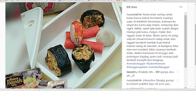 Kreasi Bakmi Mewah Ala Resto Untuk Makan Siang Dan Bekal Sekolah