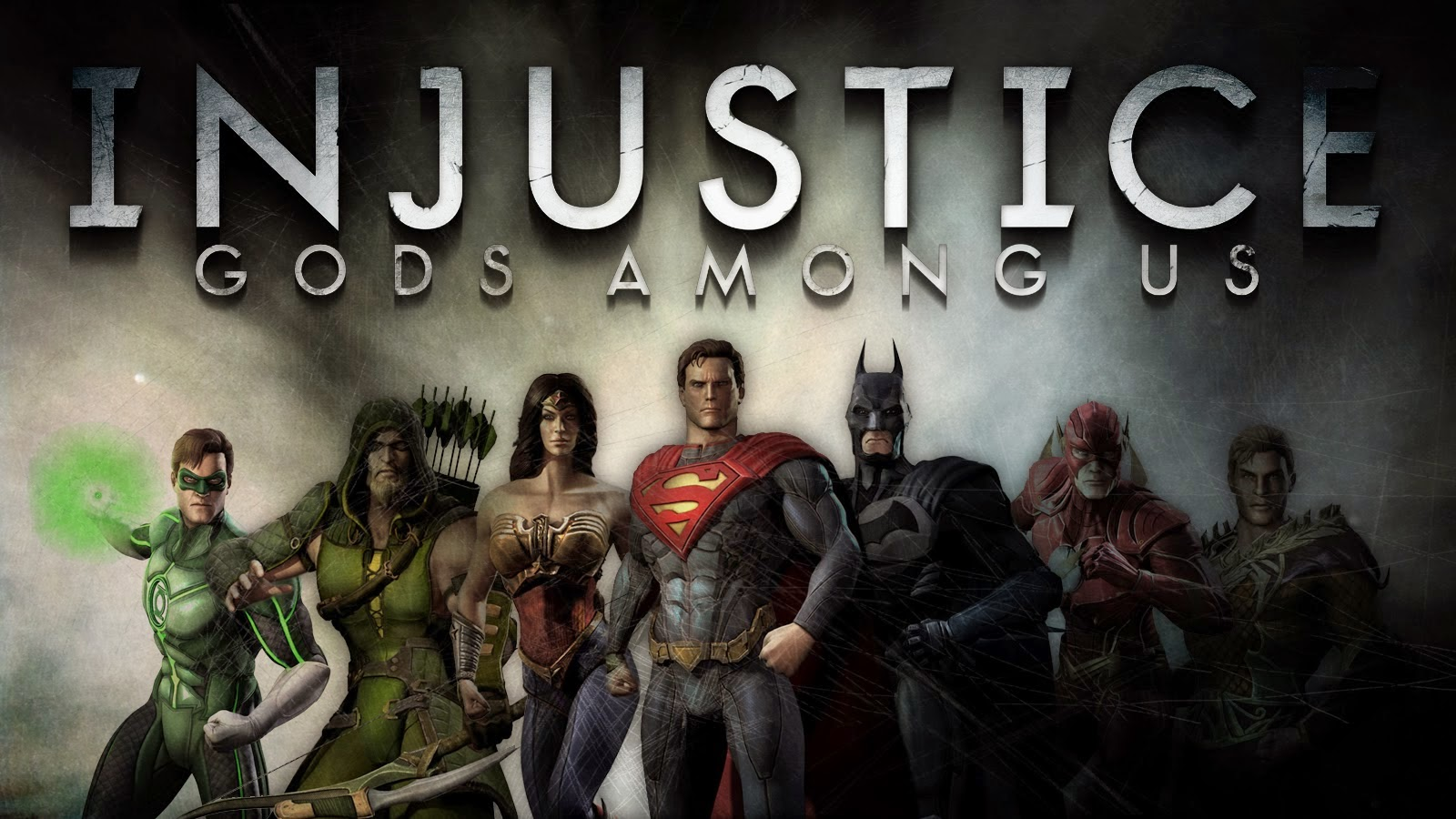 Injustice Gods Among Us [Apk+ Obb Data] Free For Mobile ...