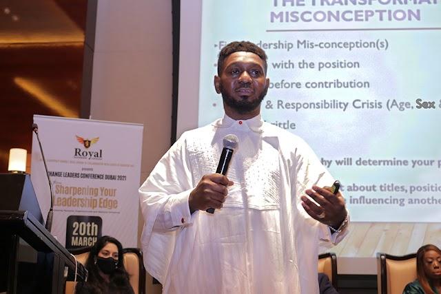 """مؤتمر """"RLC London"""" الأول للقيادة في دولة الإمارات يحقق نجاحًا كبيرًا"""