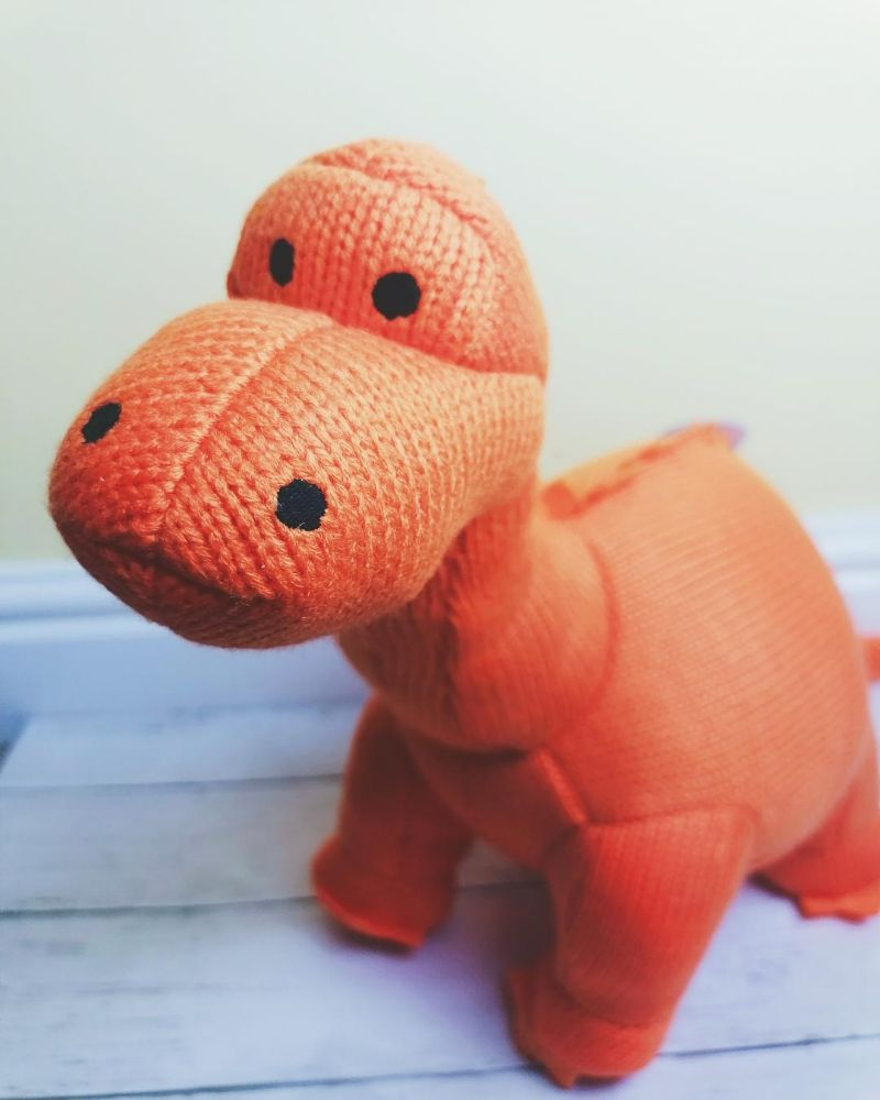 Diplodocus Soft Toy review