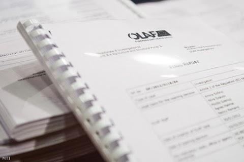 Az OLAF tavaly mintegy 370 millió euró visszafizettetésére tett javaslatot