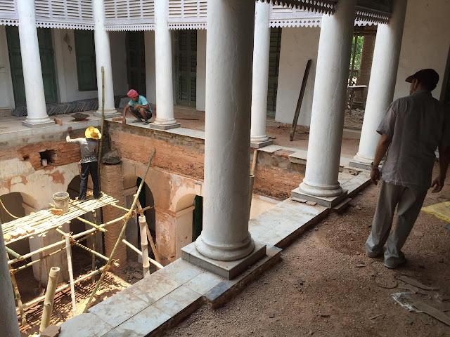 Murshidabad Restoration Bari Kothi