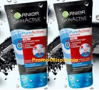 Logo Garnier Pure Active 3 in 1: diventa tester