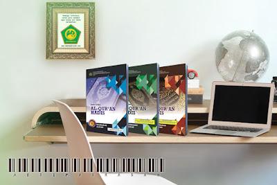 Buku Teks Muatan Pelajaran Al-Qur'an Hadits Madrasah Aliyah (MA) Tahun 2019