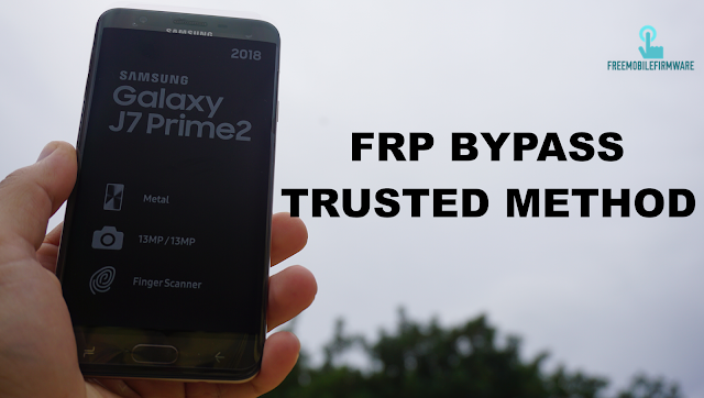 How to bypass Frp google account samsung galaxy j7 prime 2 without pc