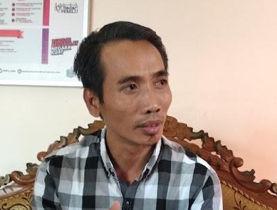 Ketua KPU Lobar Bambang Karyono