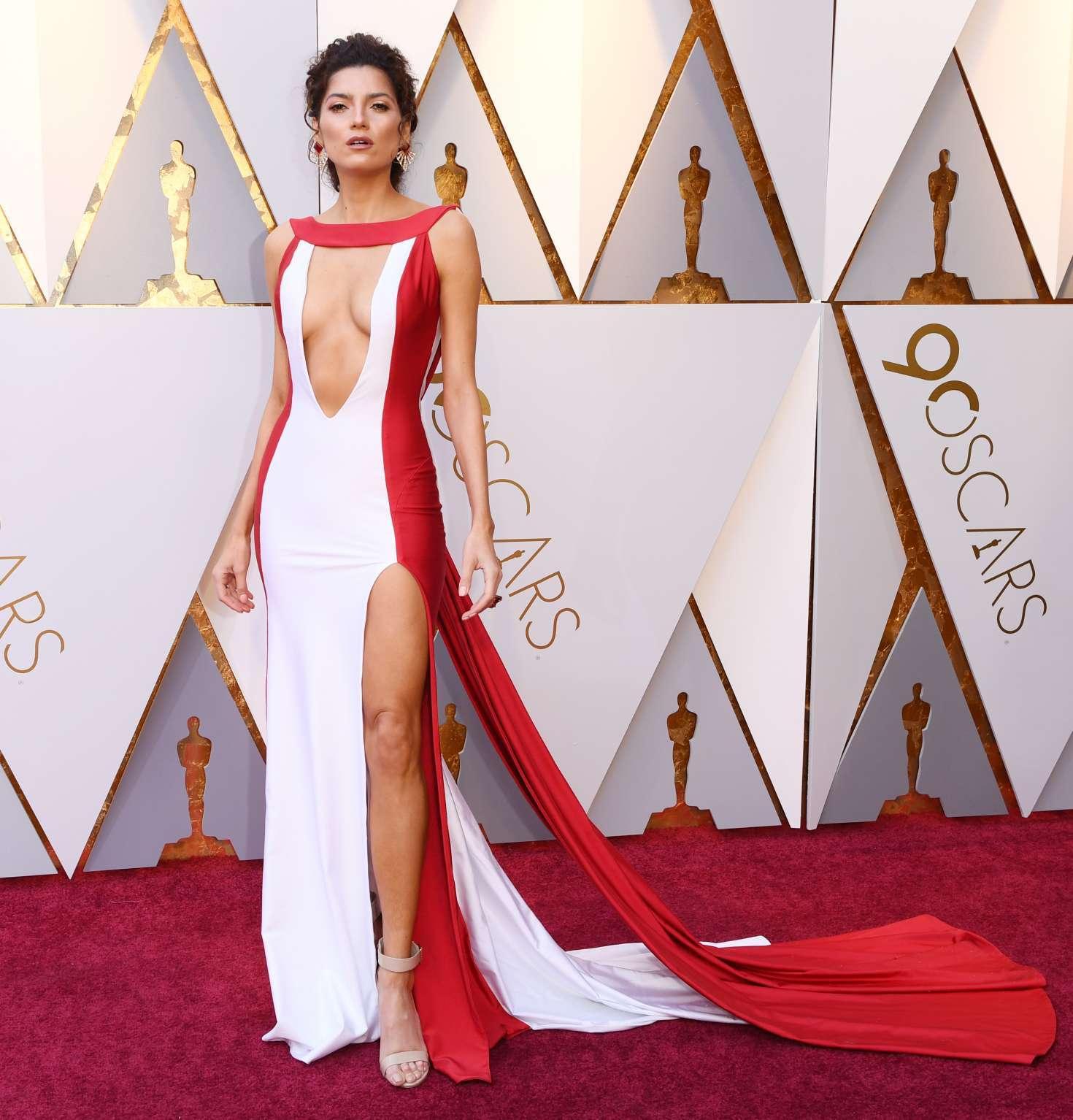Blanca Blanco – 2018 Academy Awards in Los Angeles