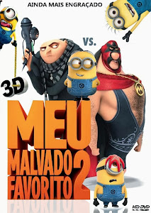 Meu Malvado Favorito 2 – BRRip AVI e RMVB Legendado