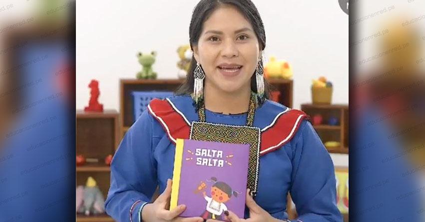 CUNA MÁS: Programa Social presenta colección de cuentos para niños con enfoque intercultural - www.cunamas.gob.pe