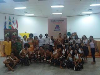 Estudantes de Iramaia