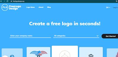 Rekomendasi Logo Maker Terbaik dengan Membuat Logo Online Secara Gratis