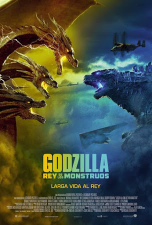 Poster Of Godzilla: King of the Monsters In Hindi Dubbed 300MB Compressed Small Size Pc Movie Free Download Only At worldfree4u.com