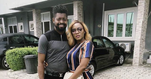 Basketmouth celebrates his wife on Father's Day