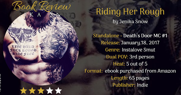 Riding Her Rough by Jenika Snow