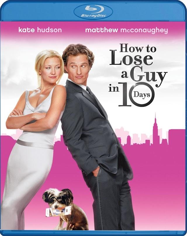 How to Lose a Guy in 10 Days 2003 x264 720p Esub BluRay Dual Audio English Hindi GOPI SAHI