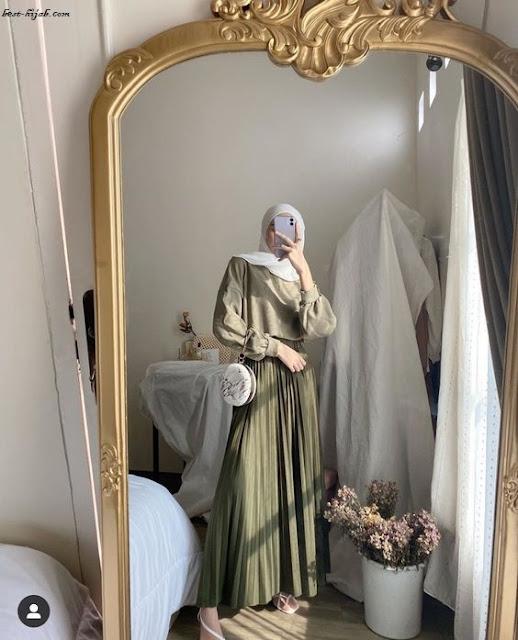 موديلات حجاب لعام 2021