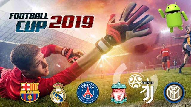 تحميل لعبة سوكر كب Soccer Cup 2019 برابط مباشر للأندرويد