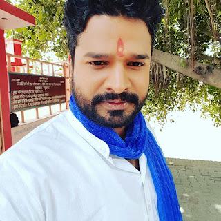 Ritesh Pandey Bhojpuri film yung singer, actor