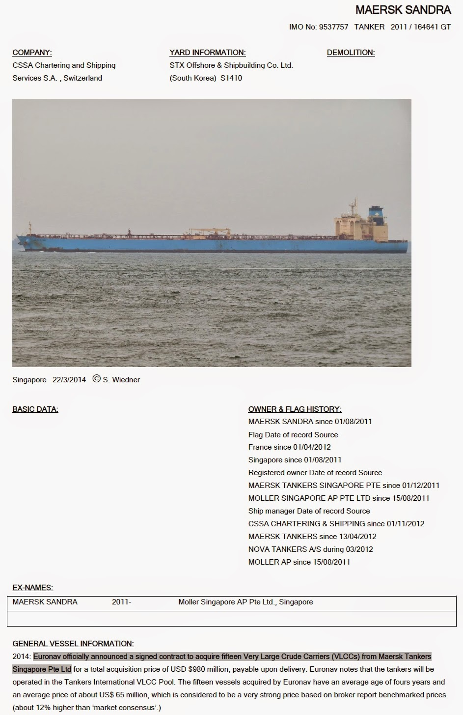 Cargo-Vessels-International / Non-Commercial-Shipping-Research