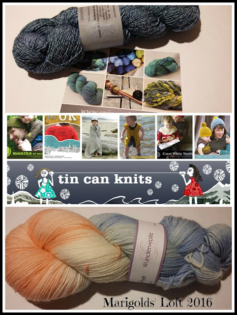 Sock-Along 2016 March Prizes