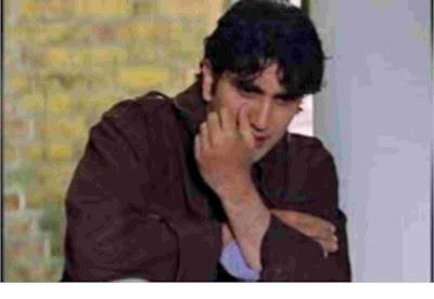 Faraaz khan son