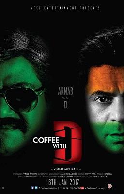 Coffee with D (2017) Hindi DesiScrRip XviD 1.45GB