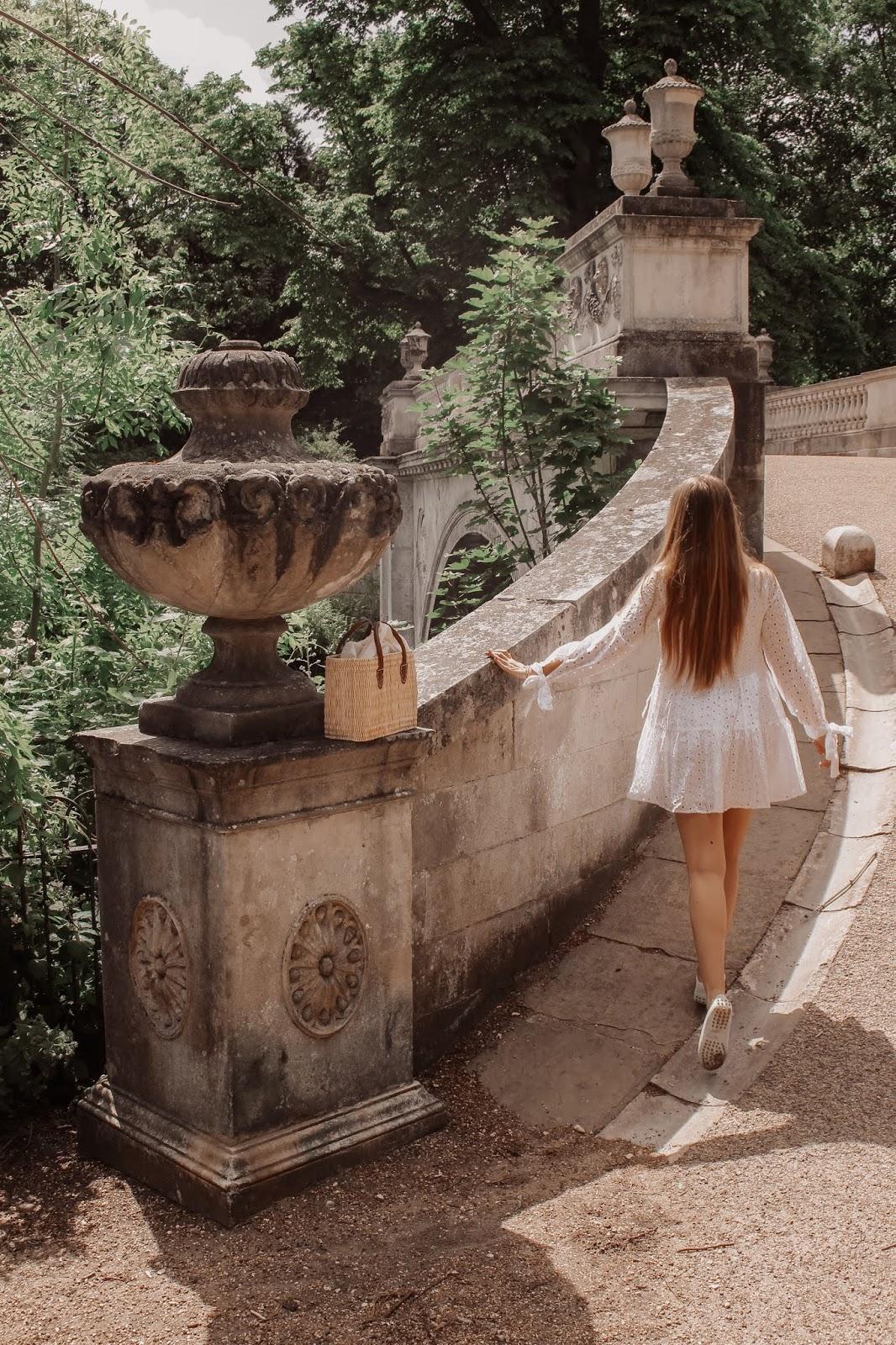 Luxury London Summer Fashion Blogger