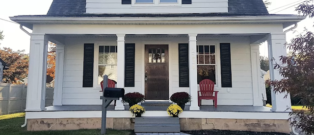 Sears Wayne front porch