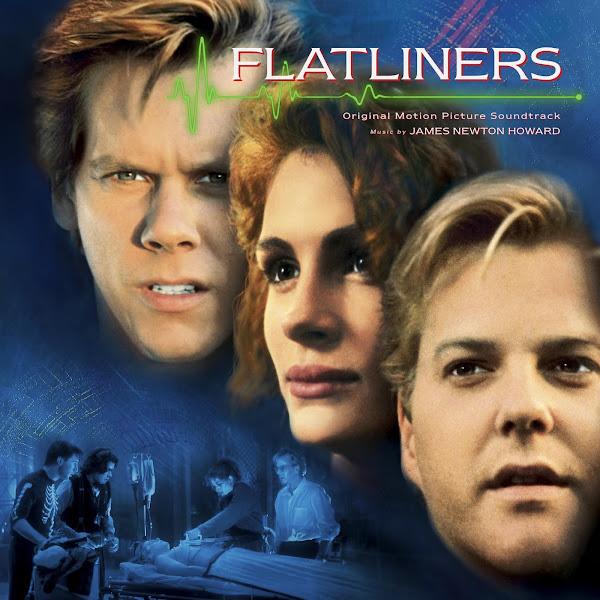 FLATLINERS SOUNDTRACK JAMES NEWTON HOWARD ALTERNATE COVER