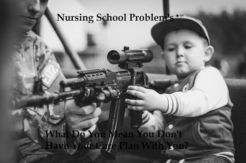 Nursing School Meme